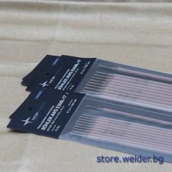 Неръждаеми електроди, пакет 10 бр, Ø 2.5, 3.2