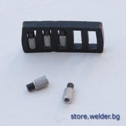 5 бр. камъчета за запалка SL3-Cup