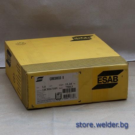 Тел за заваряване без газ, ESAB Coreshield 15