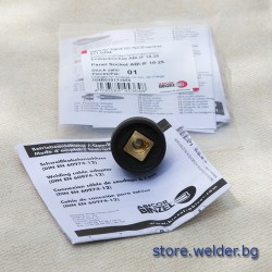 Конектор/байонет за табло, 10-25 мм², женски