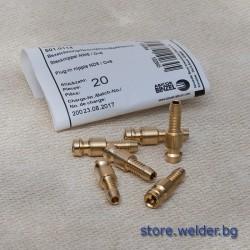 Щуцер за бърза връзка ND5/6 мм