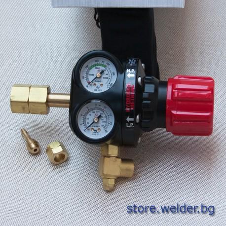 Редуцир-вентил ESAB - ESS4 за Водород / Метан