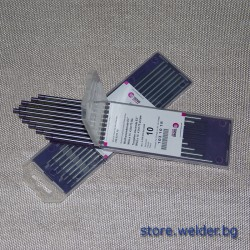 Волфрамови електроди - E3® PURPLE, 1.0-4.0 мм
