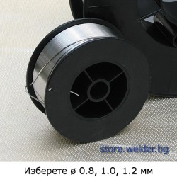 Неръждаем тел Alunox 308LSi, ролка D100, 1 кг