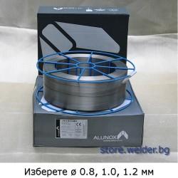 Неръждаем тел Alunox 316LSi, ролка 15 кг