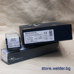 Високо-яки електроди BÖHLER FOX EV 85