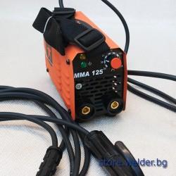 Инверторен електрожен DEL MMA 125