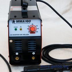 Инверторен електрожен DEL MMA 160