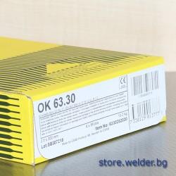 Неръждаеми електроди - ESAB OK 63.30