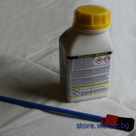 Паста за почистване на неръждаеми стомани