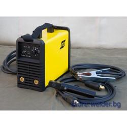 Инверторен електрожен ESAB Buddy™ Arc 180