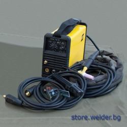 Инверторен ВИГ апарат ESAB Buddy™ Tig 160