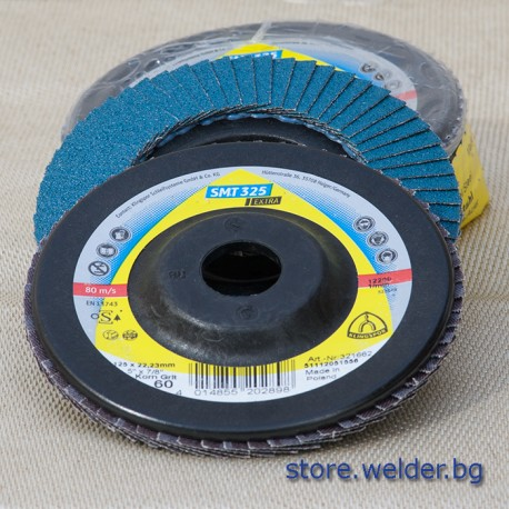 Klingspor SMT-325 Extra Metal 125мм / P60