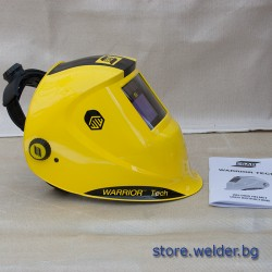 ESAB Warrior-Tech 9-13 Yellow