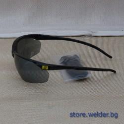 Тъмни защитни очила ESAB Warrior Smoked