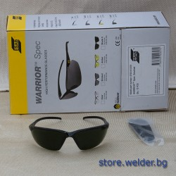 Тъмни очила за заваряване ESAB Warrior Sh. 5