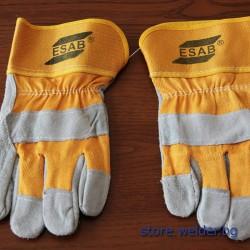 Работни ръкавици - ESAB Heavy duty - 10/L