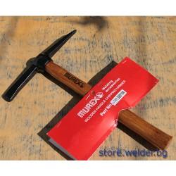 Шлаково чукче Murex TH-5, с дървена дръжка