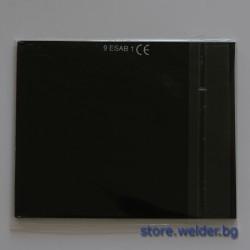 Стъкло за заваряване ESAB, DIN 9, 90x110 мм.