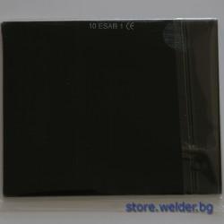 Тъмно стъкло ESAB, 90x110 DIN-10