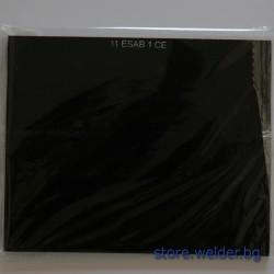 Тъмно стъкло ESAB, 90x110 DIN-11