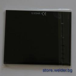 Тъмно стъкло ESAB, 90x110 DIN-12