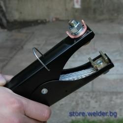 Щипка за кабел маса MP-450