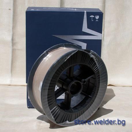 Тел за МИГ/МАГ заваряване BÖHLER SG2, 15 кг.