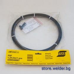 Жило (броня) ESAB за тел Ø 1.2 мм, 4.5 м