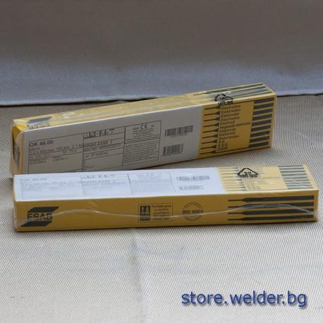 Рутилово-целулозни електроди ESAB OK 46.00
