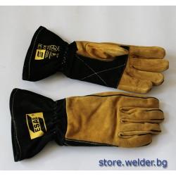 Заваръчни ръкавици ESAB Curved MIG, XL/XXL